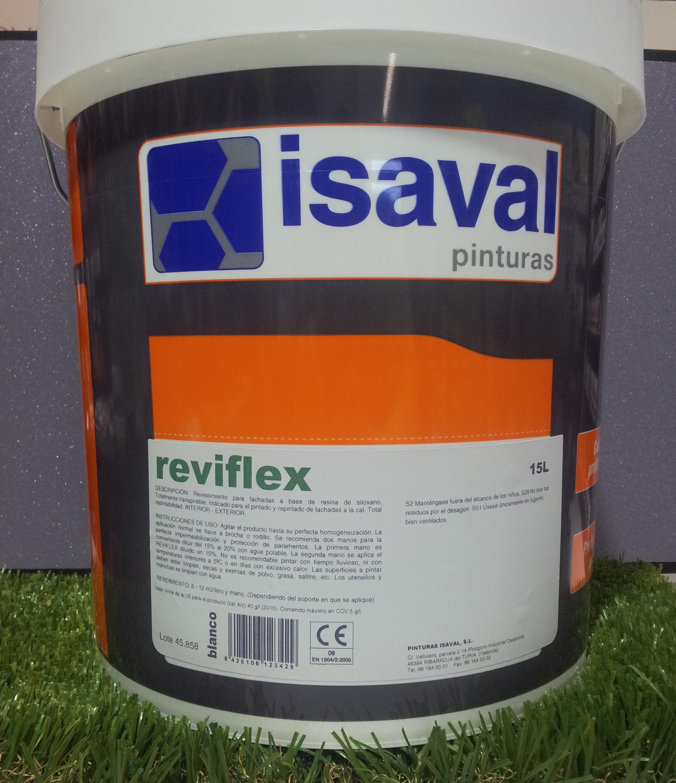 Pintura Exterior ISAVAL REVIFLEX