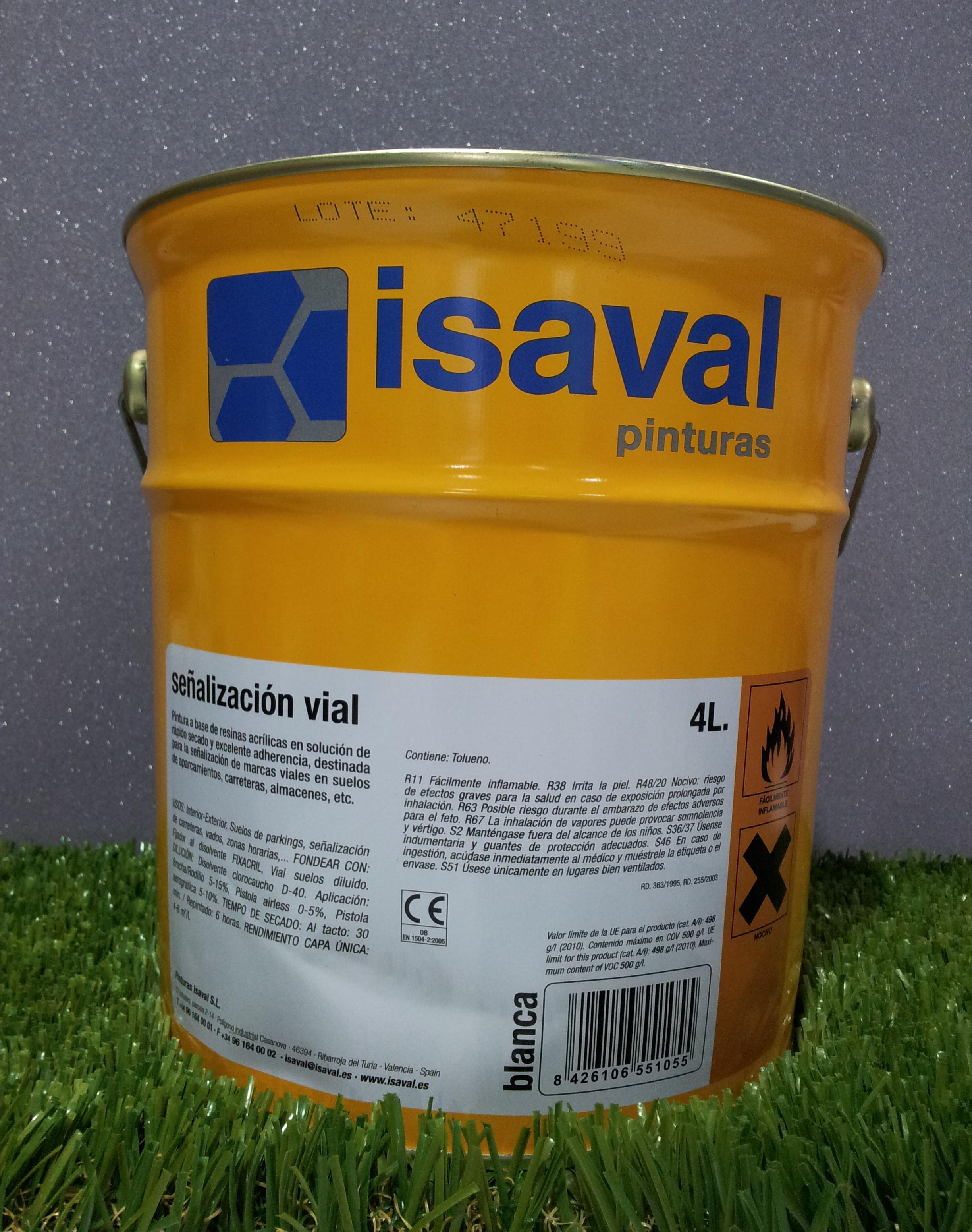 Señalización Vial ISAVAL