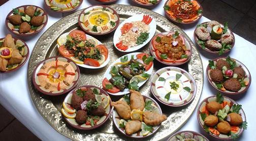 Menú diario: Productos de Restaurante Libanés Los Cedros