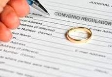 Divorcio: Convenio regulador