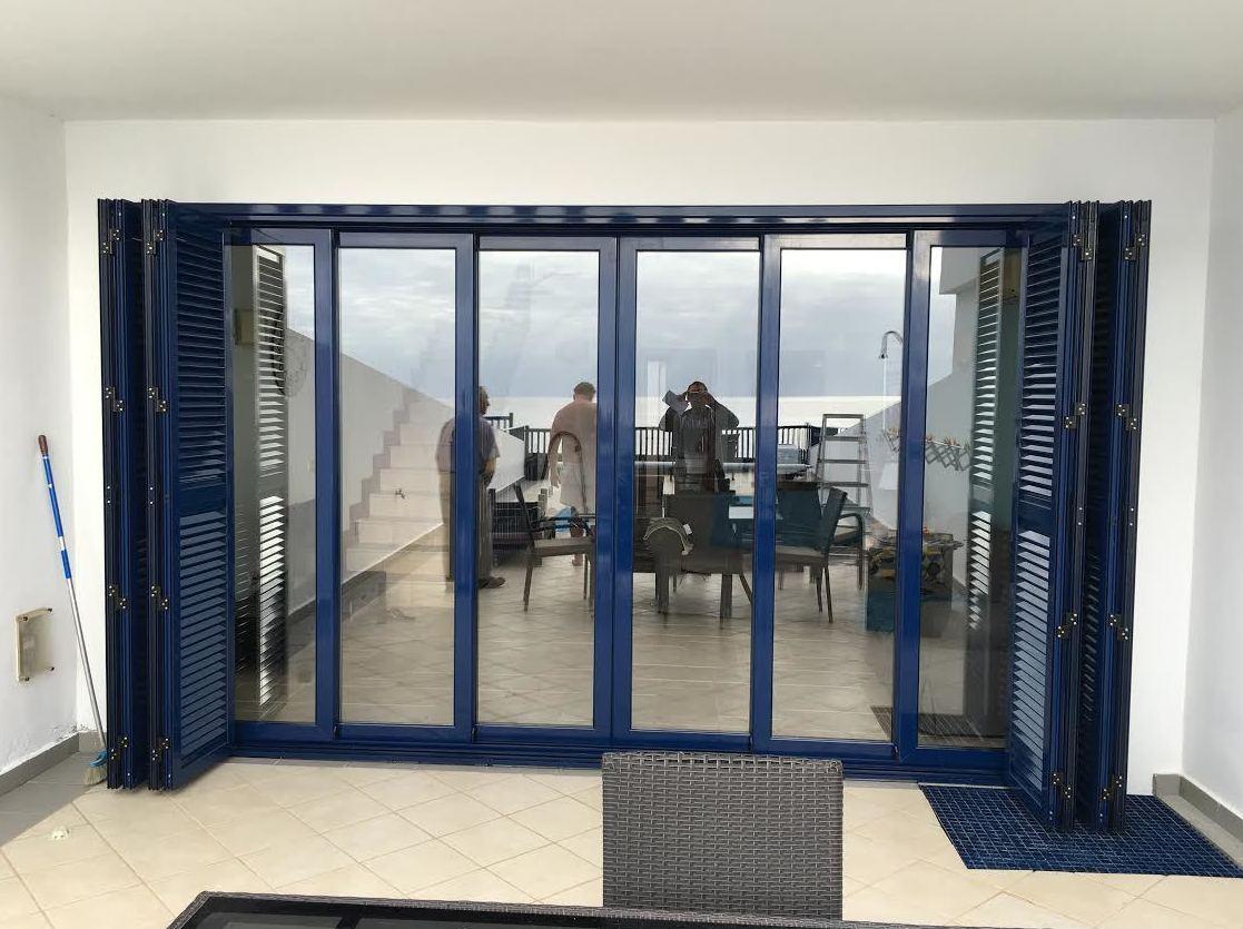 ventanas de aluminio terrazas