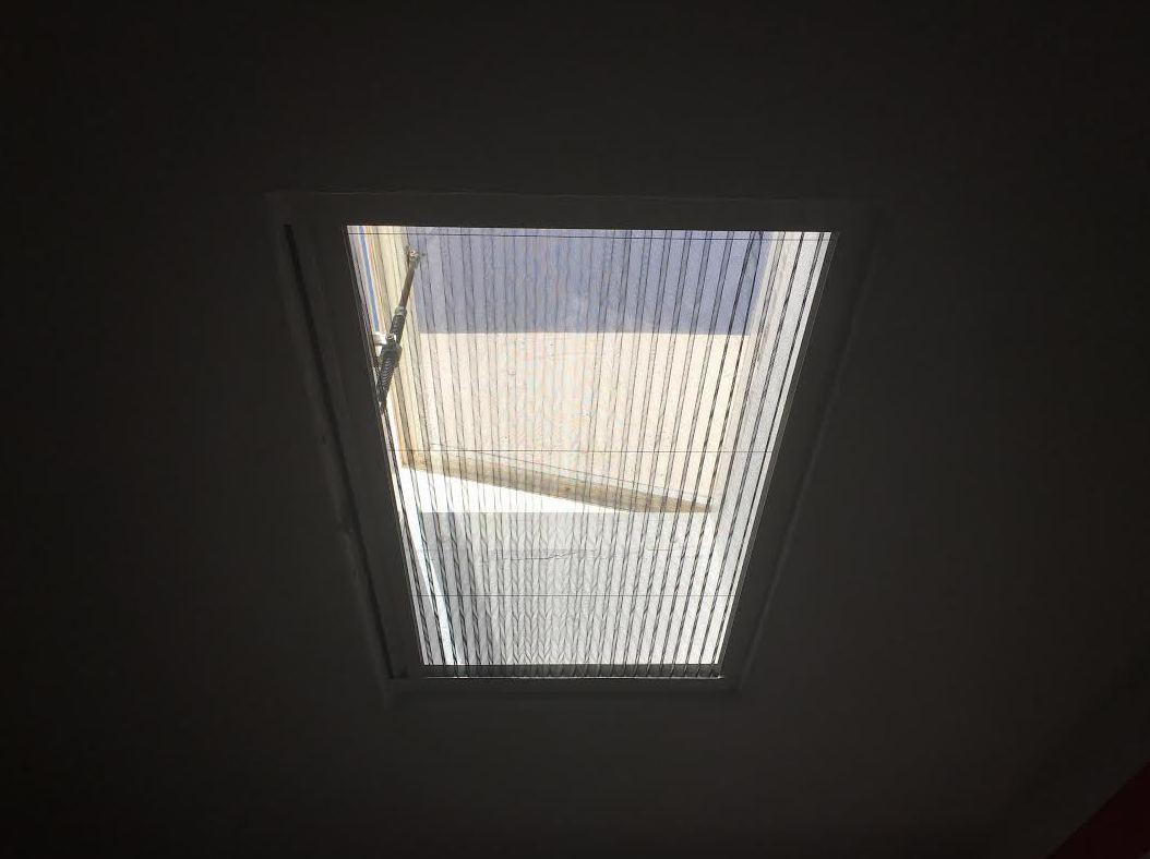 Mosquiteras techo