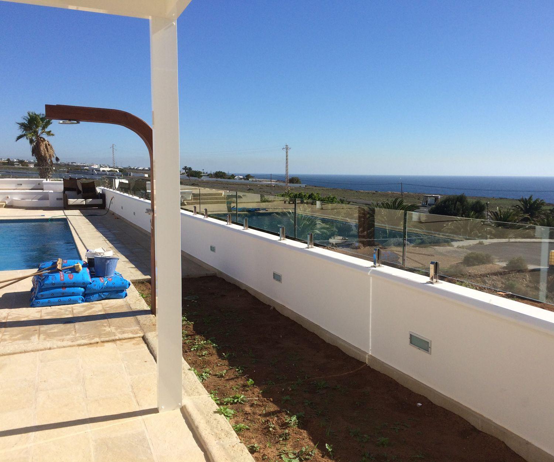 Carpintería de aluminio en Lanzarote