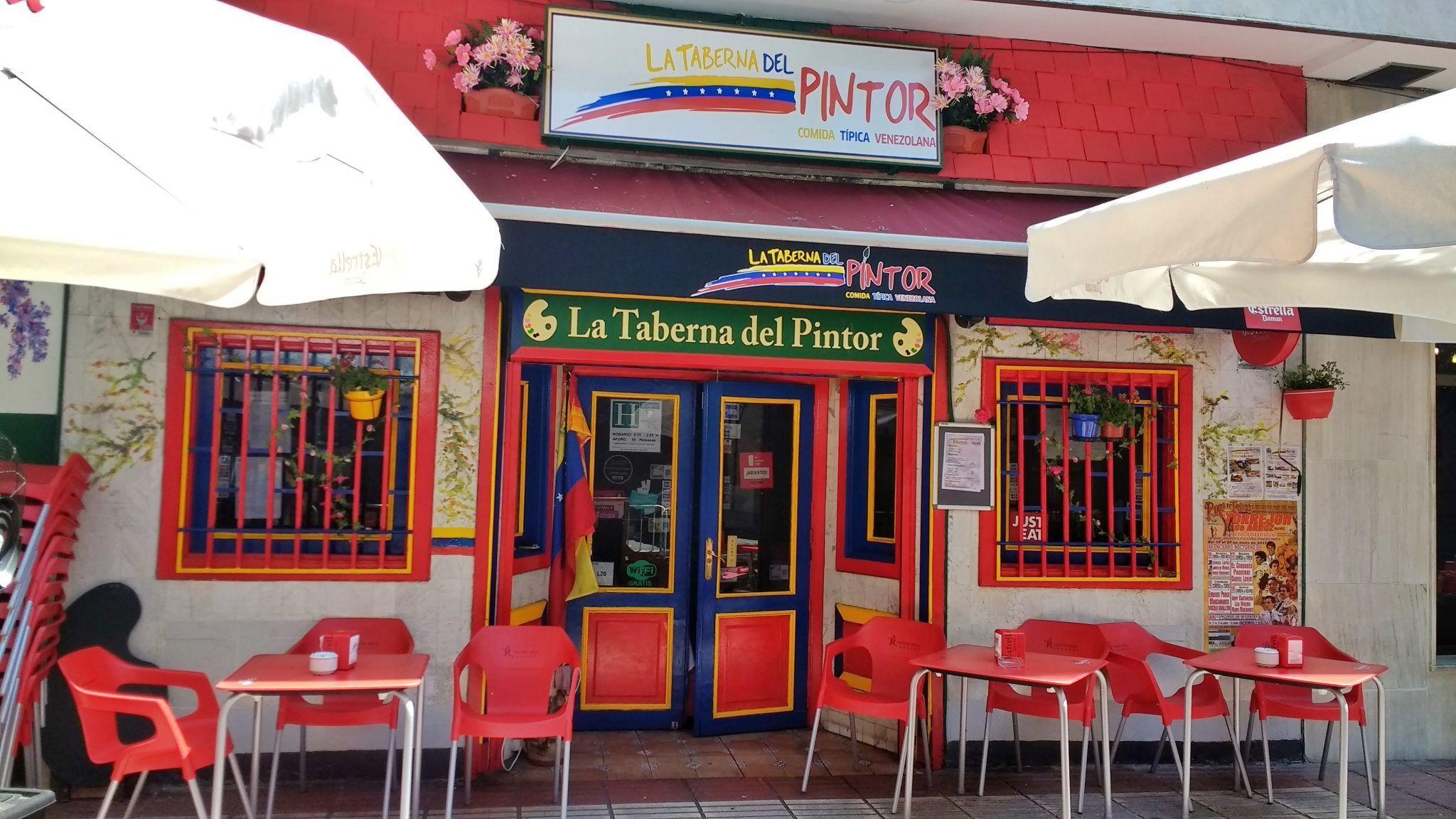 Taberna con cocina venezolana en el Barrio de Salamanca