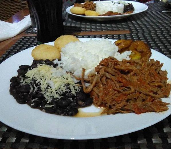 Cocina venezolana en Ciudad Lineal, Madrid