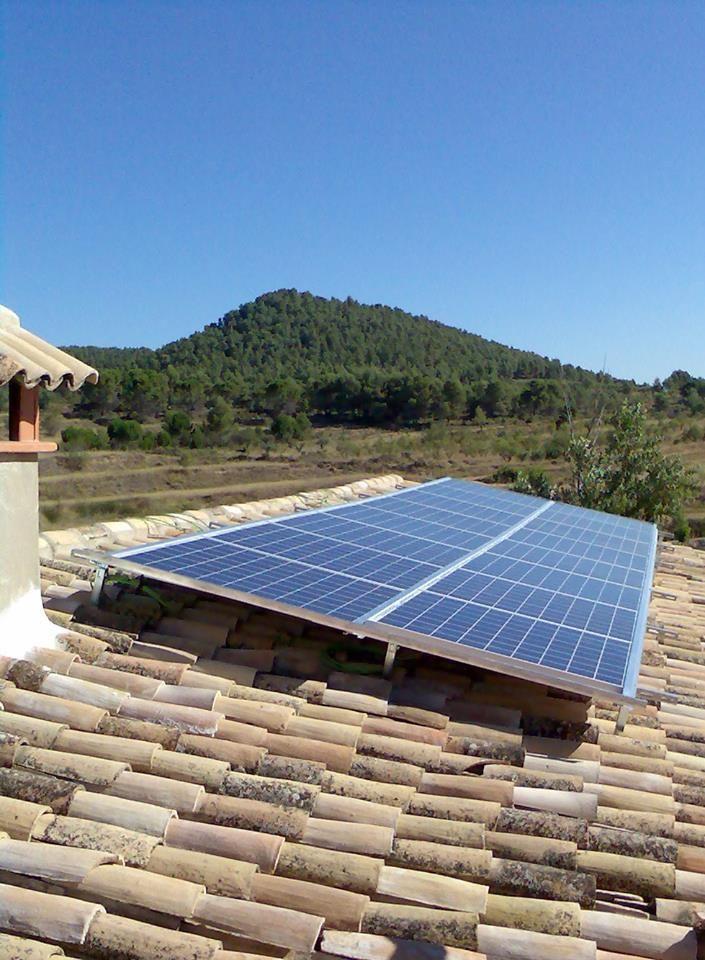 Energía fotovoltaica: Servicios de Ecosonnen