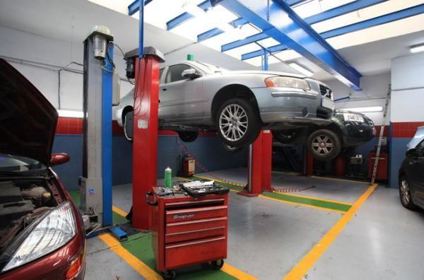 Reparación y mantenimiento de vehículos en Chamberí
