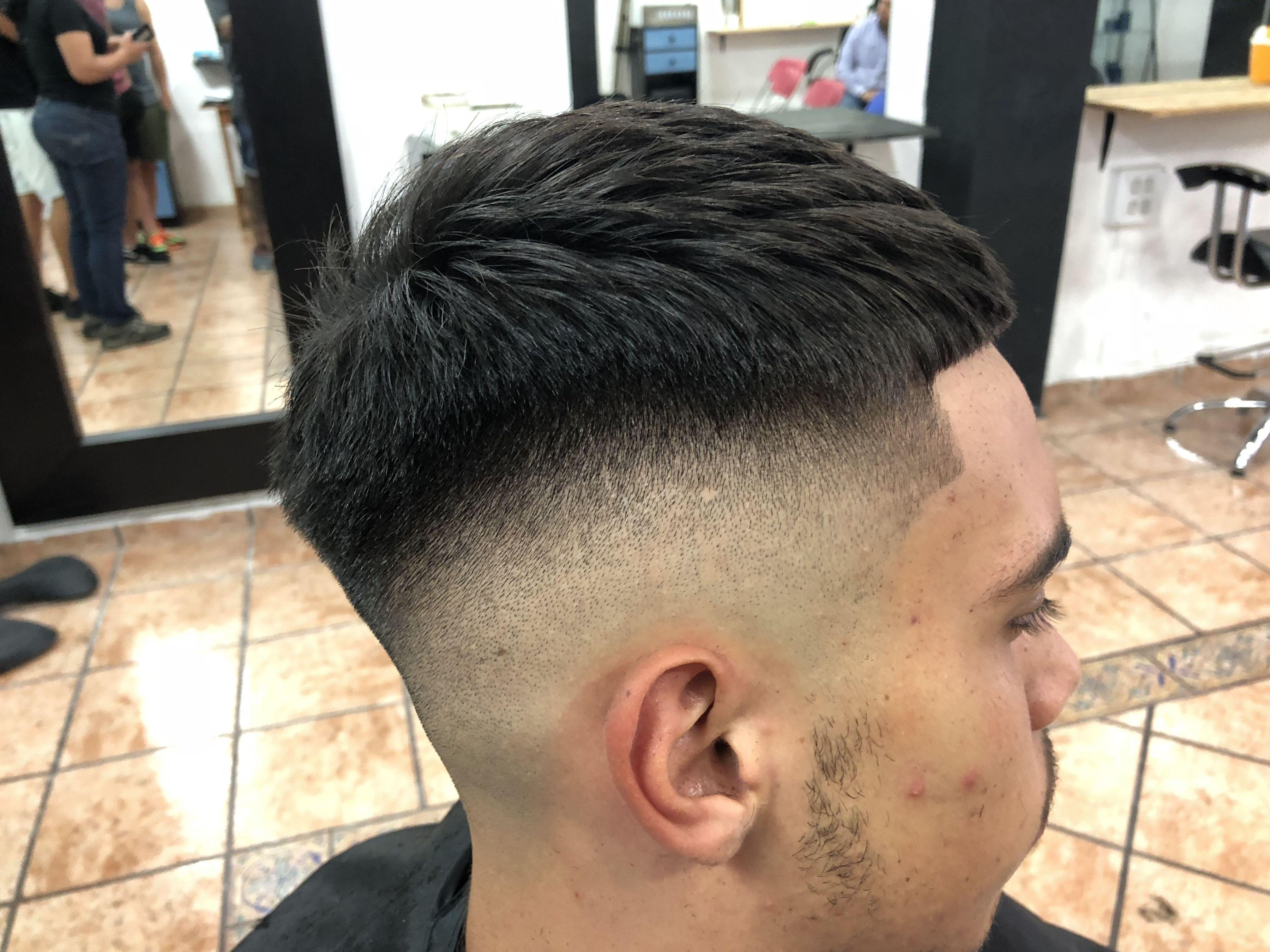 Acabados para cabello de chico