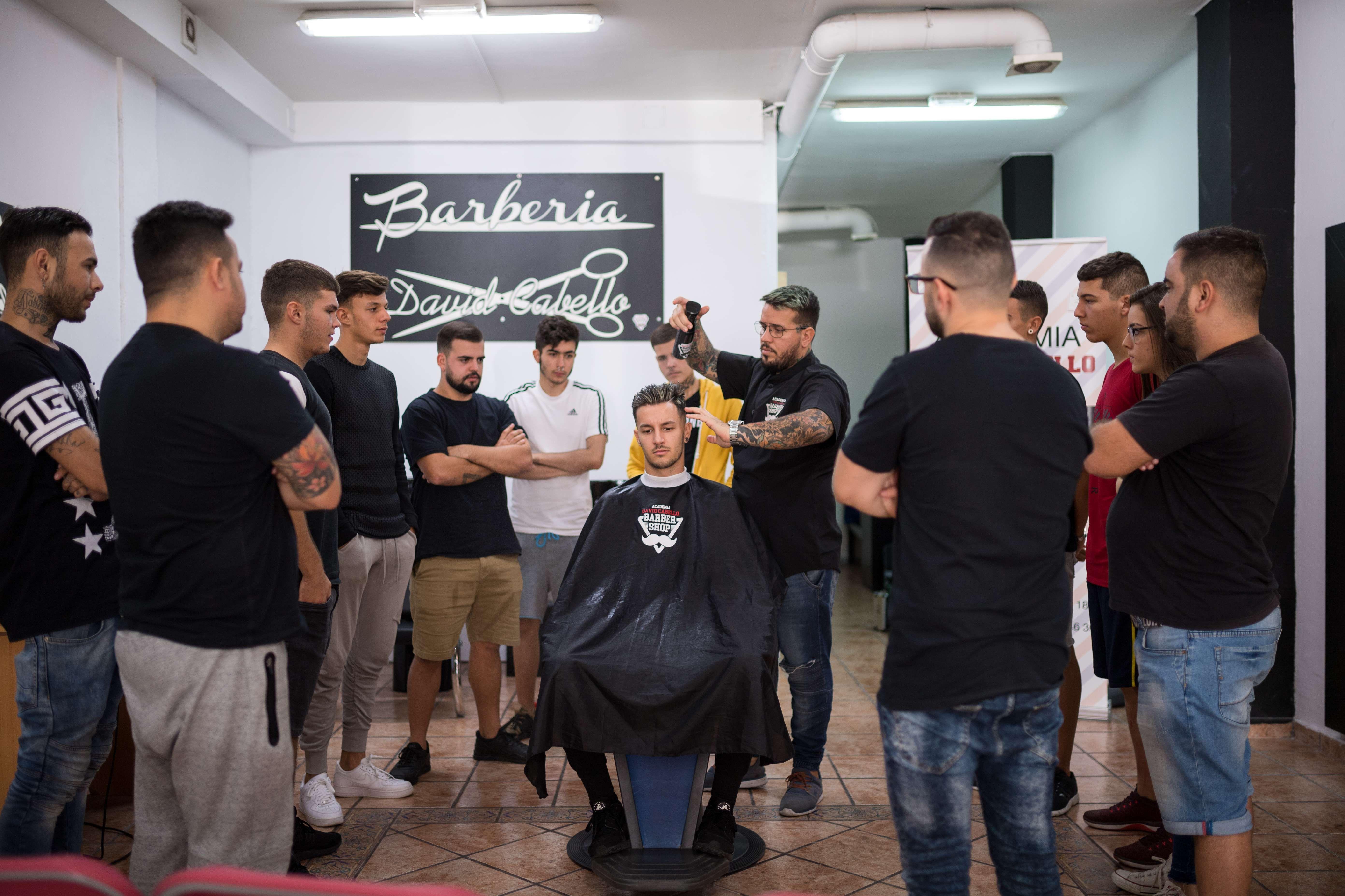 Clases de peluquería en Las Palmas de Gran Canaria