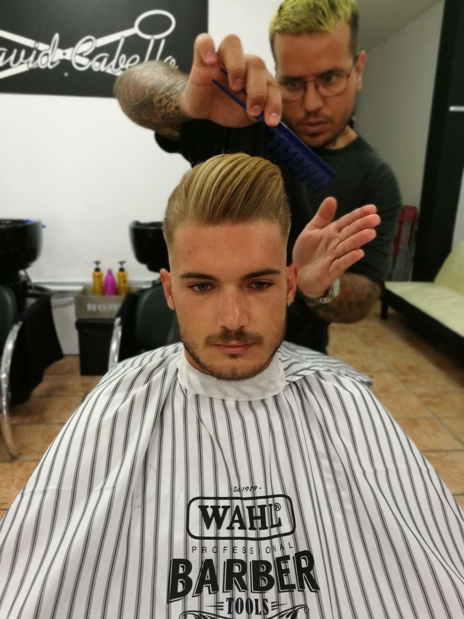 Foto 31 de Academia de peluquería y barbería en Las palmas | Academia de Barbería David Cabello
