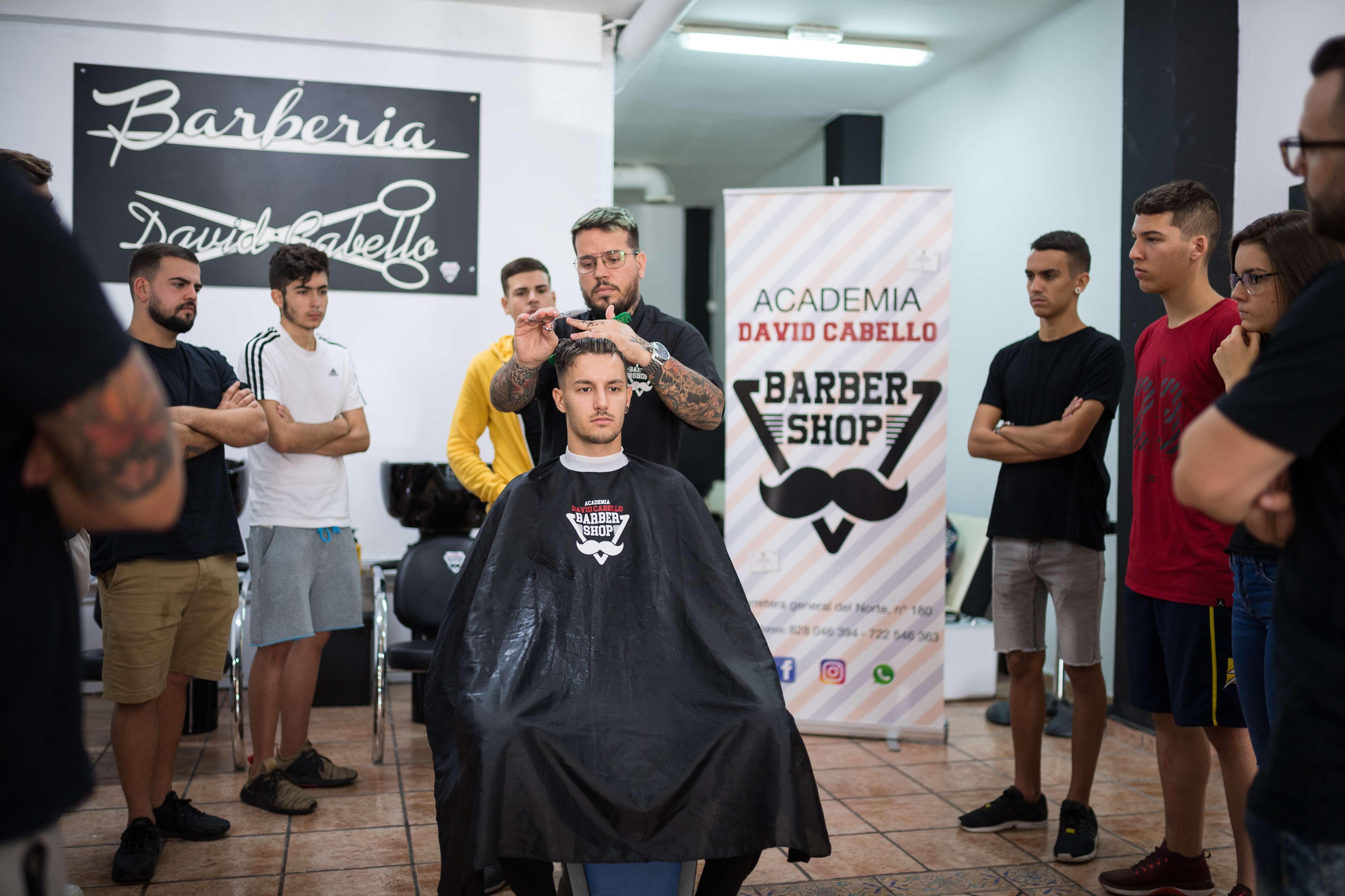 Peluquería masculina y barbería en Las Palmas de Gran Canaria