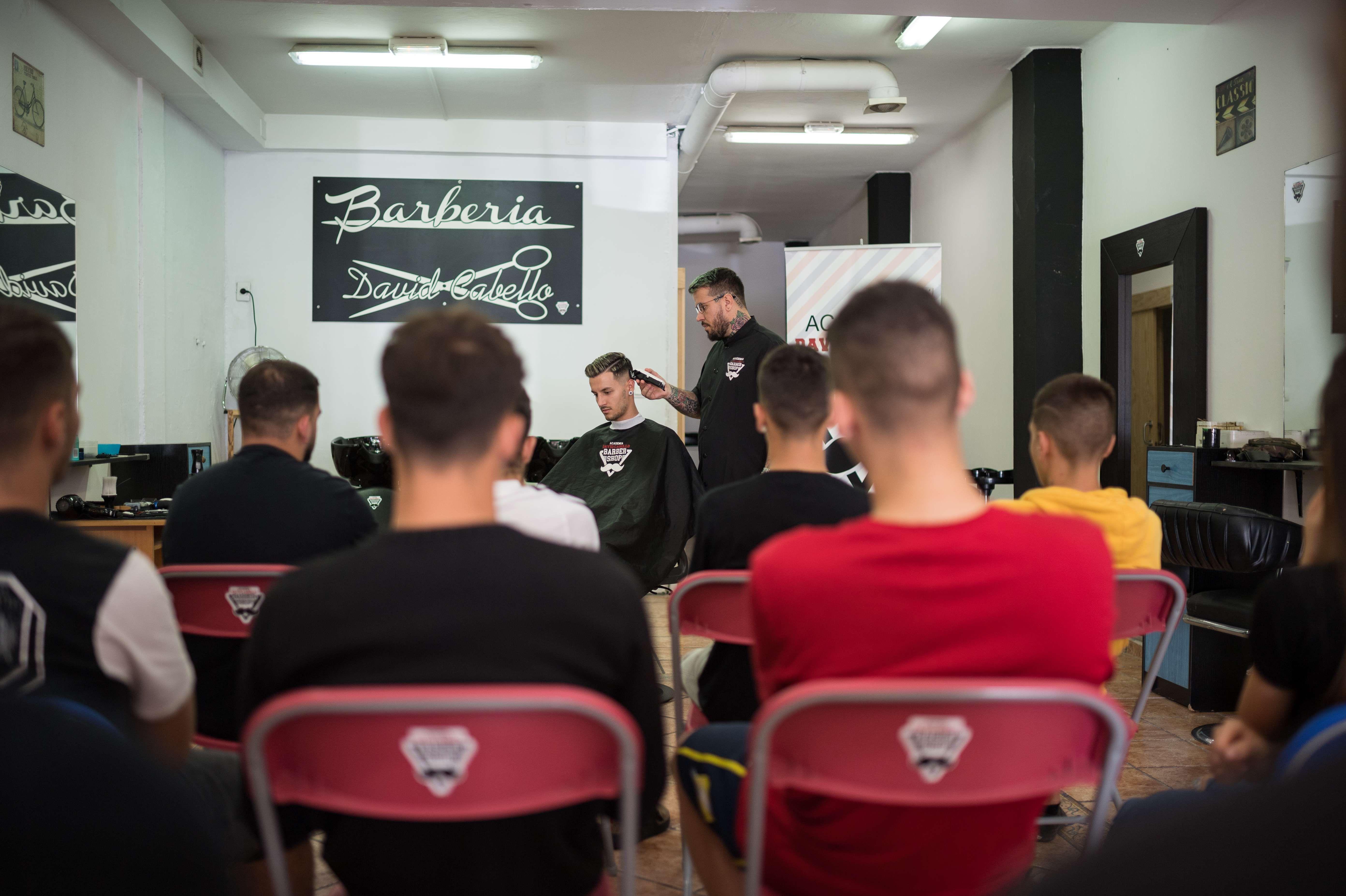 Aprende a ser peluquero en Las Palmas de Gran Canaria