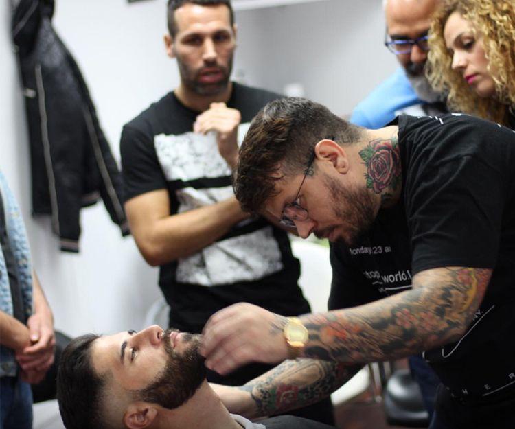 Cursos de barbería y peluquería