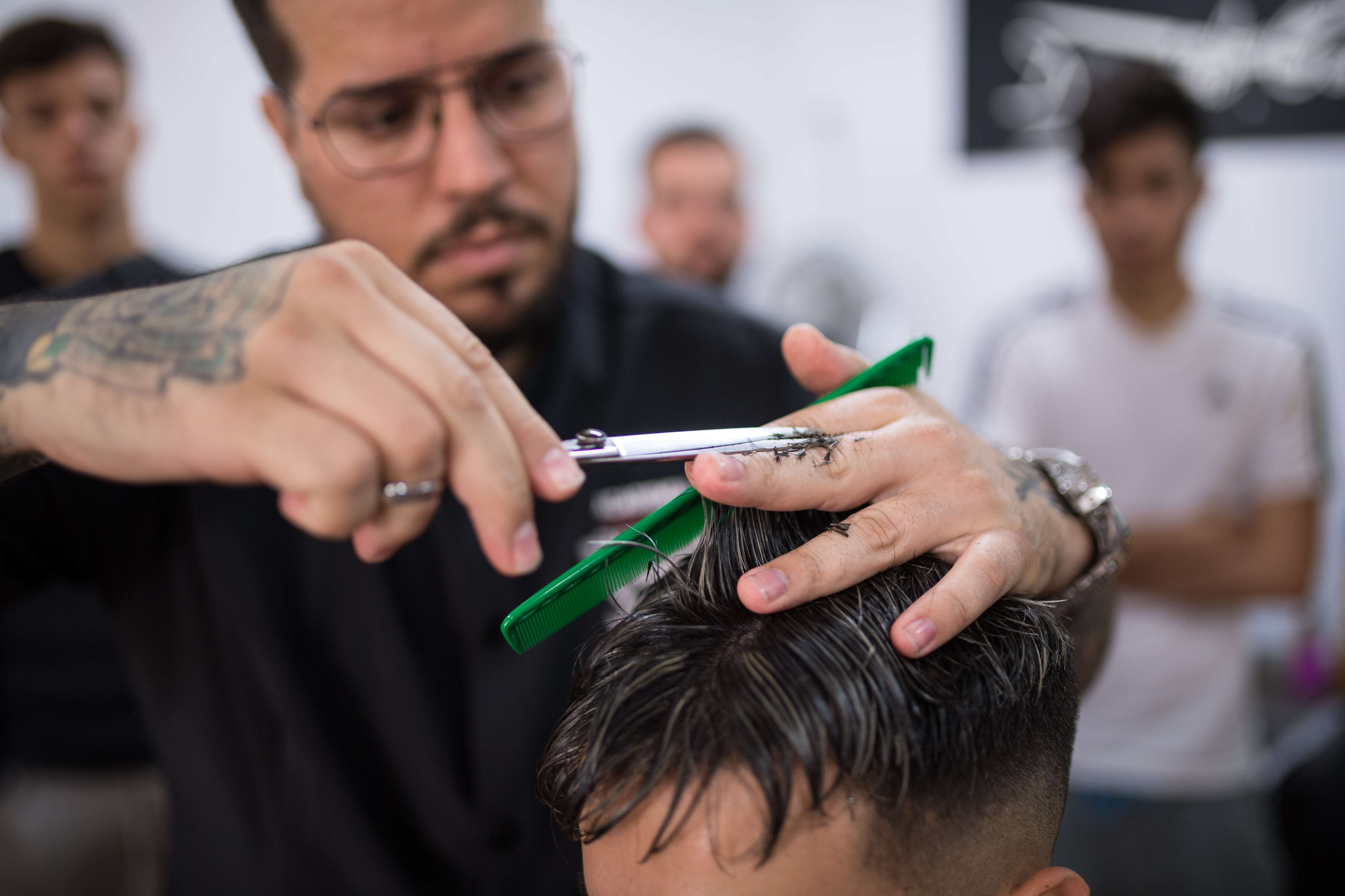 Barbería y peluquería en Las Palmas de Gran Canaria
