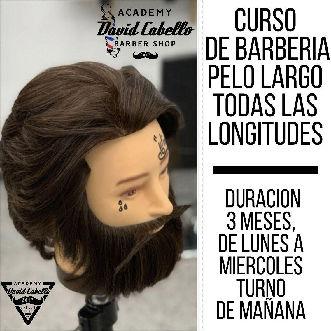 Foto 1 de Academia de peluquería y barbería en  | Academia de Barbería David Cabello