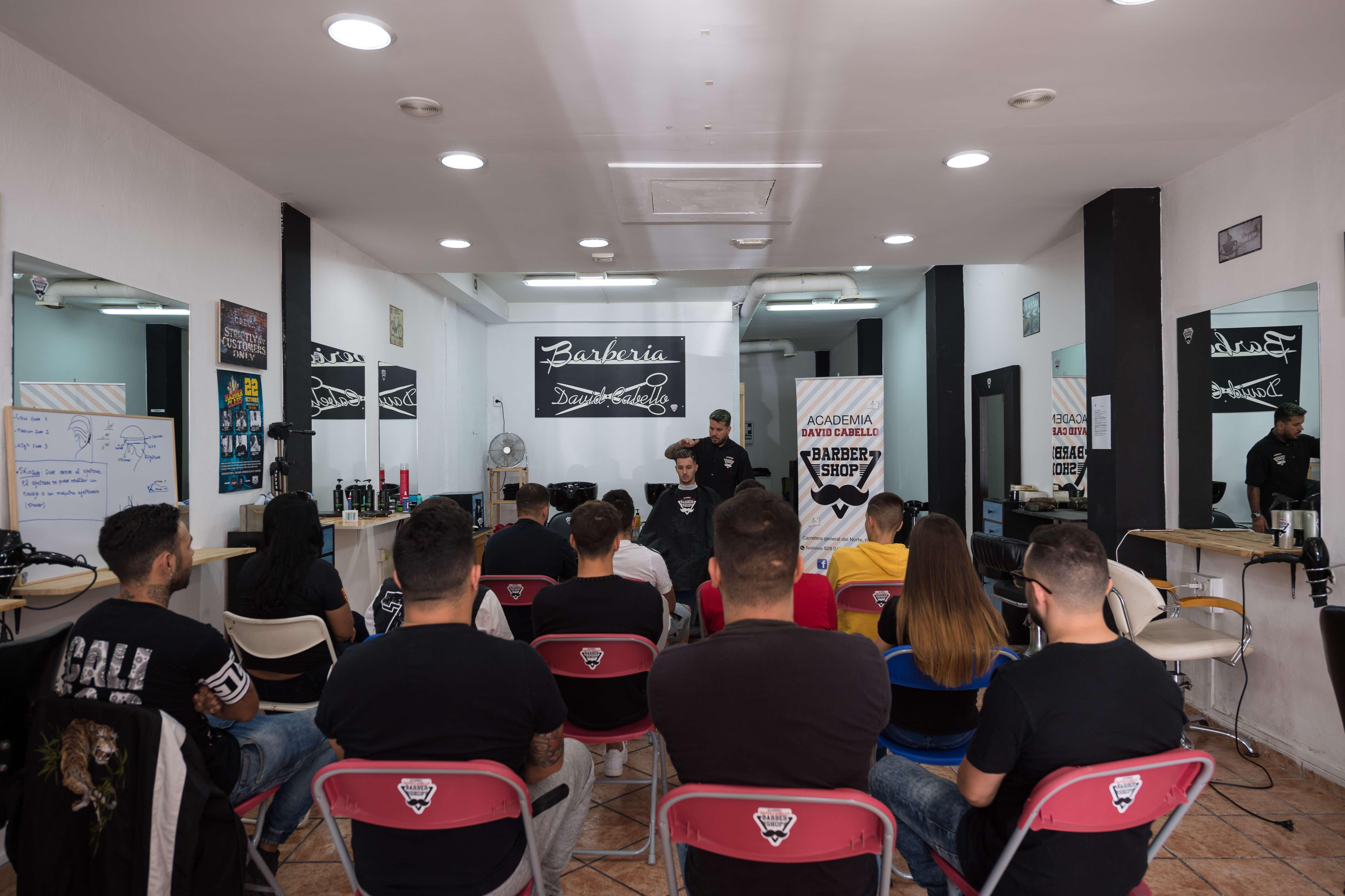 Cursos de peluquería en las Palmas de Gran Canaria
