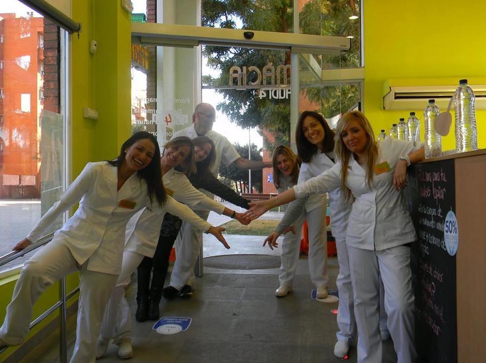 Empresa especializada en fitoterapia, parafarmacia...