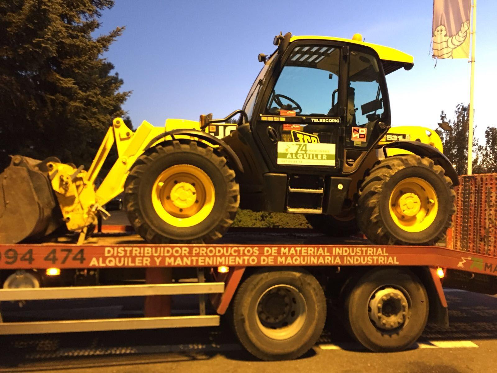 Foto 12 de Alquiler y venta de maquinaria en León | Alquiler y venta de maquinaria 74, S.L.