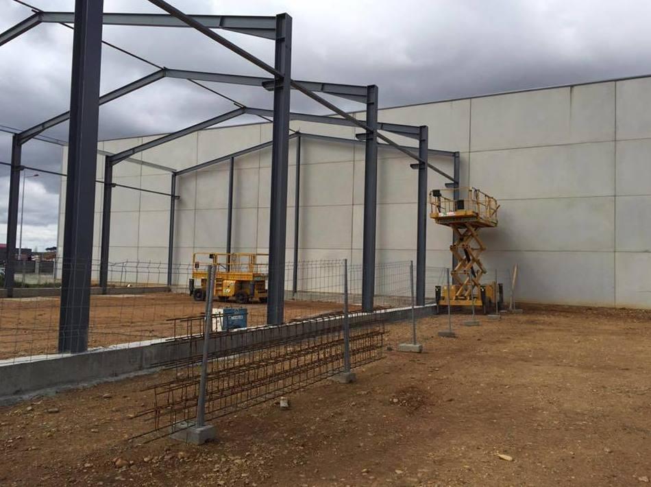 Alquiler de maquinaria de construcción en León