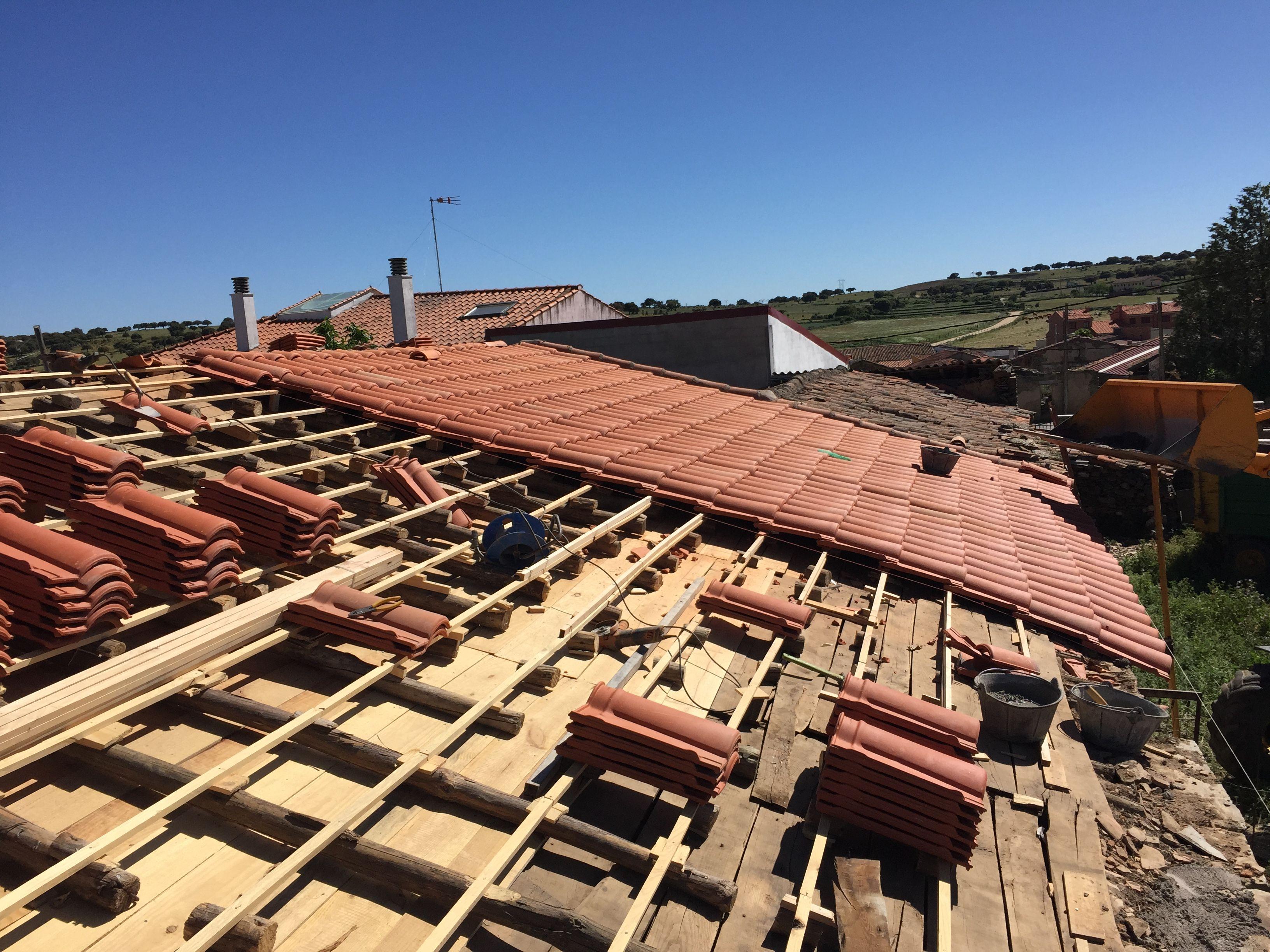 Reparación de tejados en Ávila
