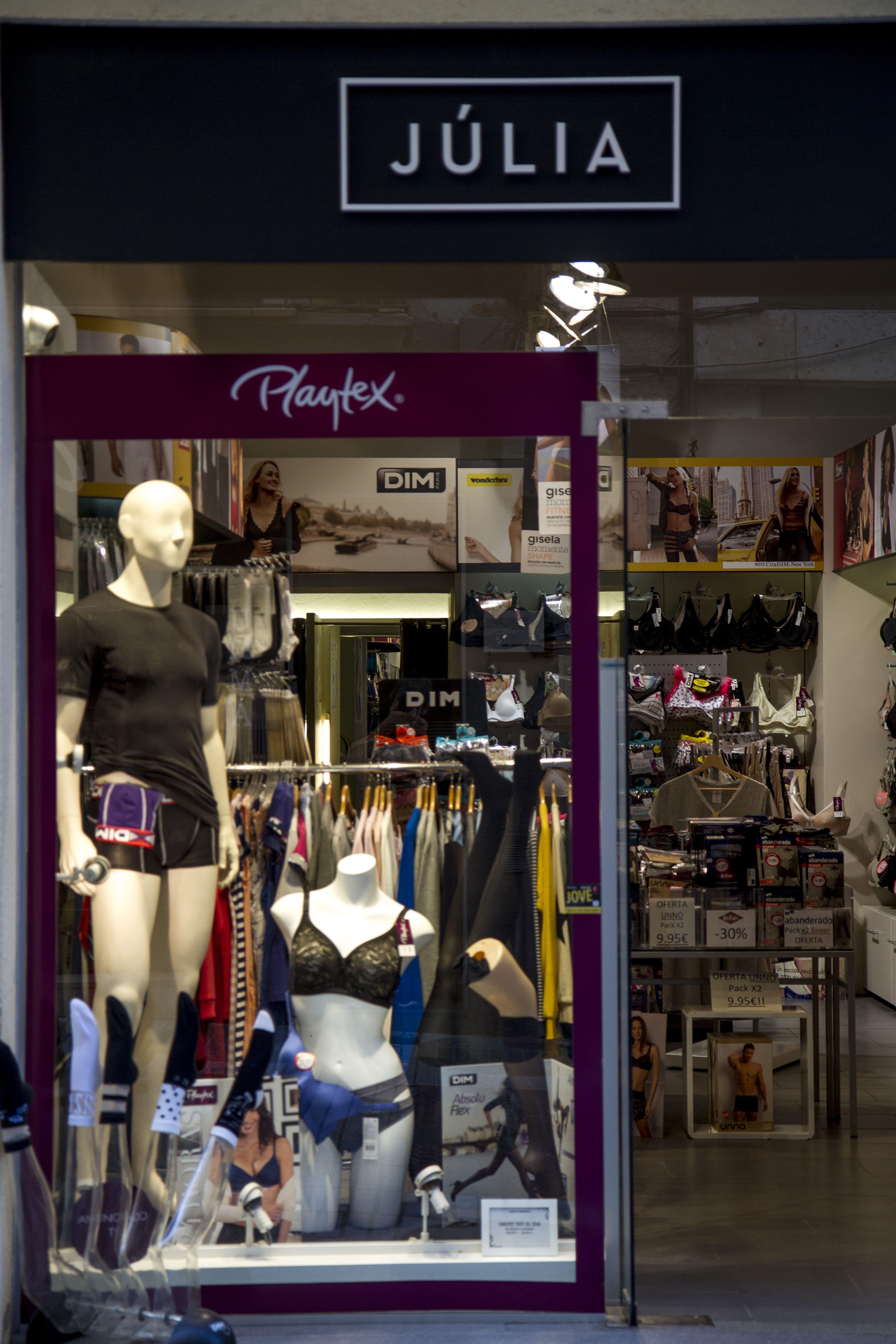 f918fe874 Foto 1 de Tienda física y online de ropa interior para mujer y ...