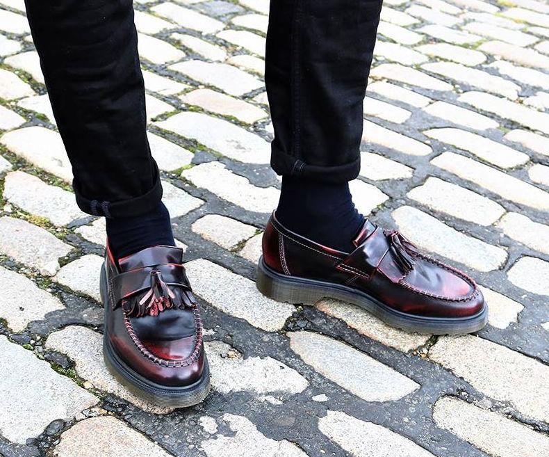 Calcetines elegantes para hombre
