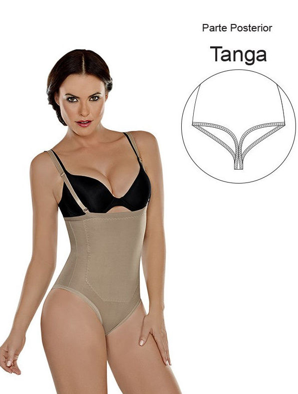 Faja reductora body tanga