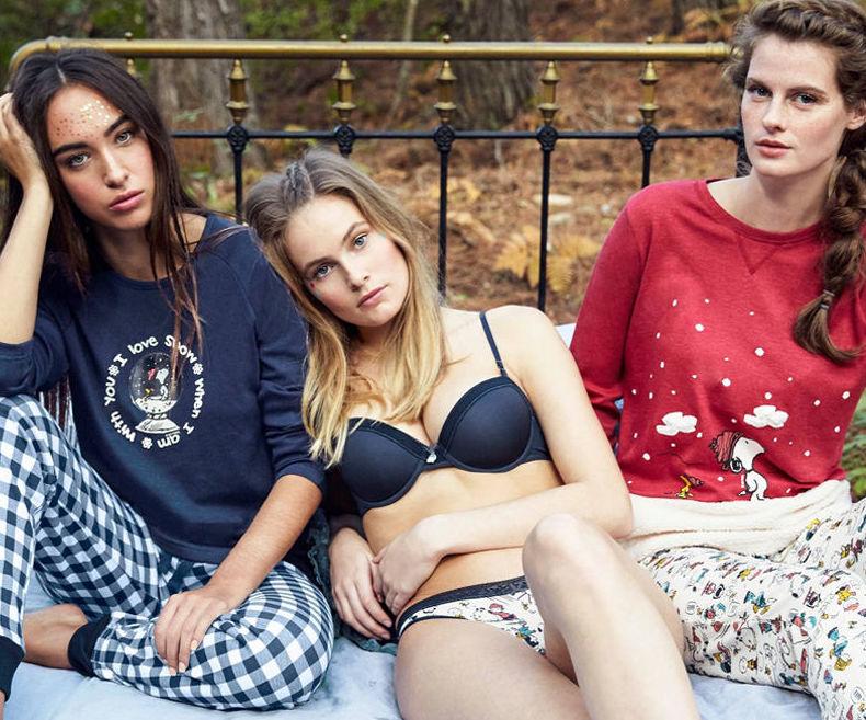 Pijamas para mujer Snoopy