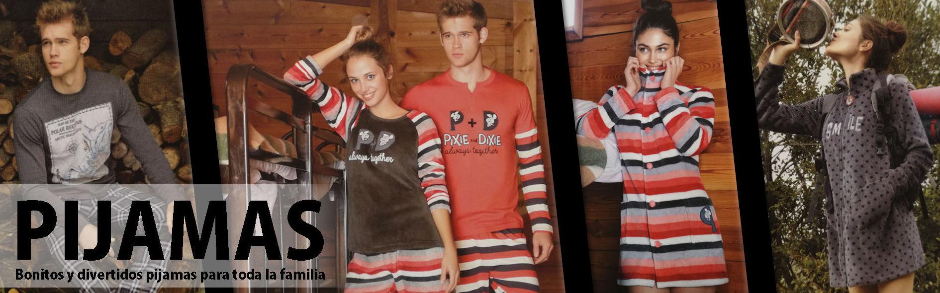 Pijamas para hombre & mujer