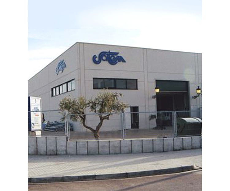 Fachada de nuestra empresa en Tarragona