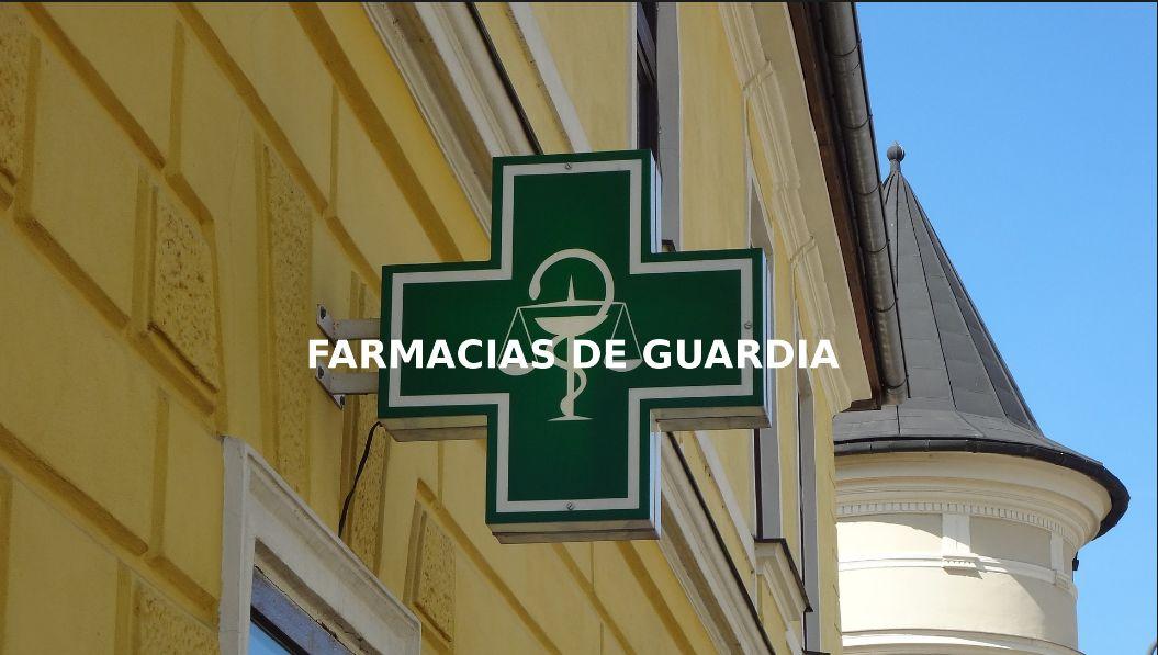 Farmacias de guardia Santa Cruz de Tenerife