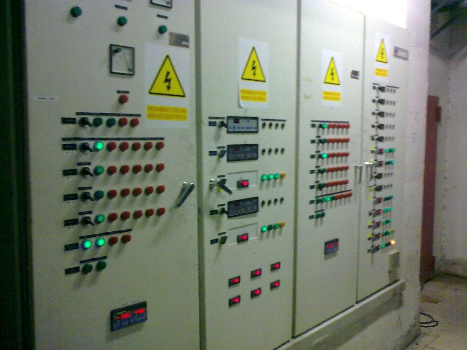 Mantenimiento eléctrico en Baja Tensión