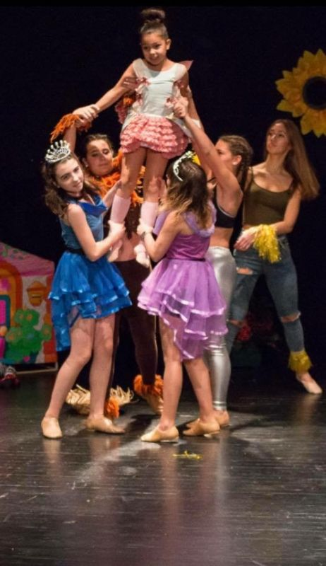 Ballet clásico para adultos y niños en Lugones
