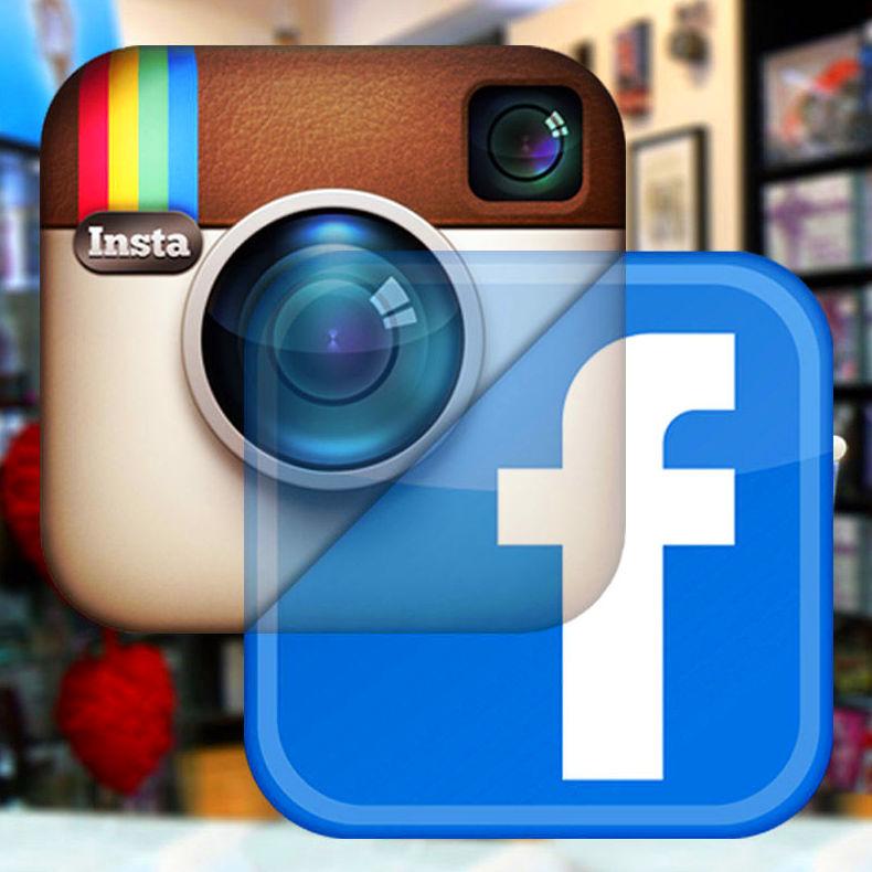 Síguenos en Facebook e Instagram