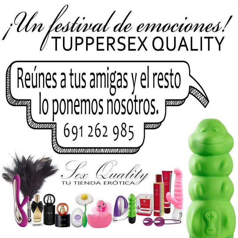 Tuppersex Oviedo