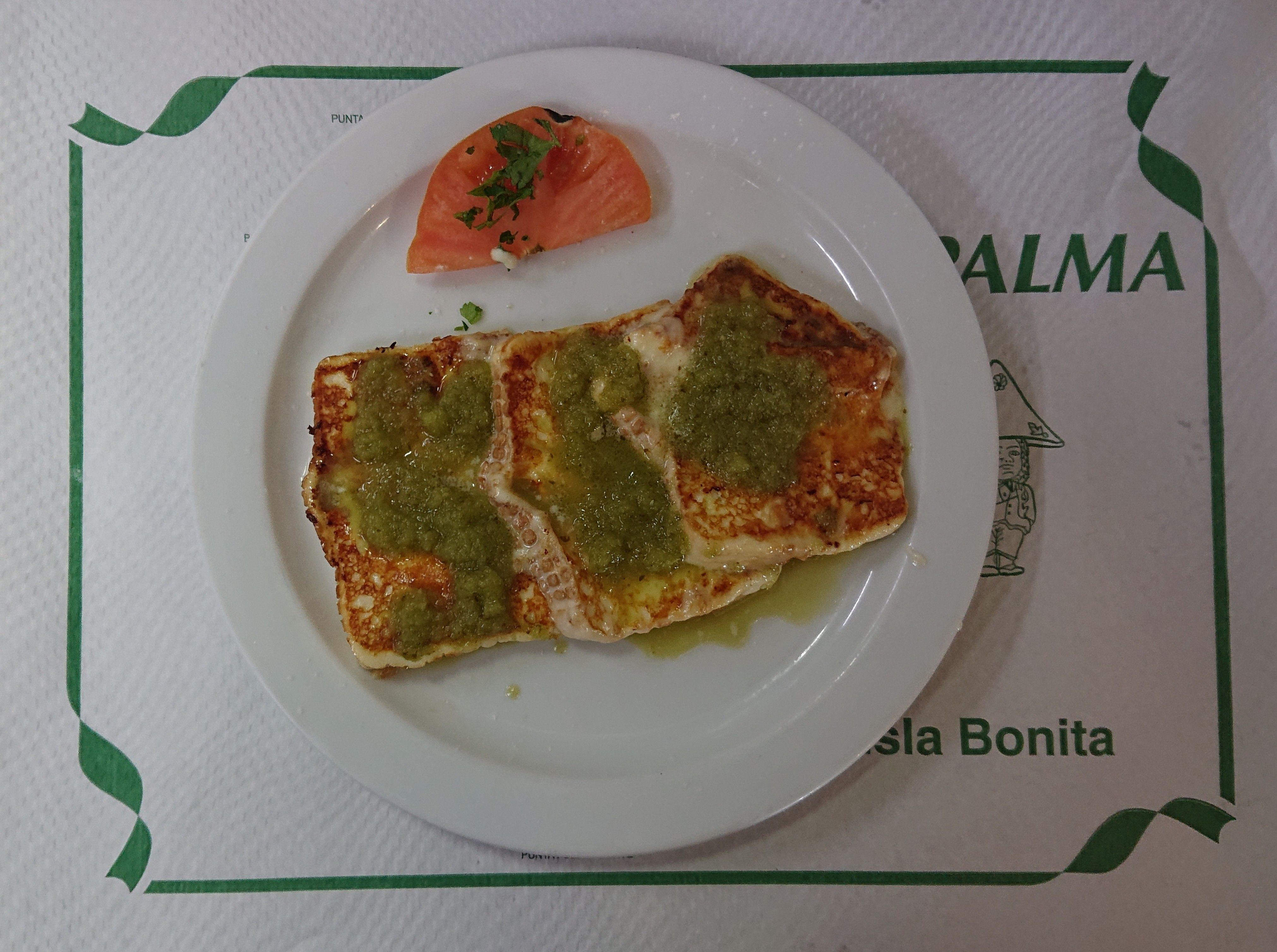 Platos elaborados con ingredientes de calidad en Santa Cruz de la Palma