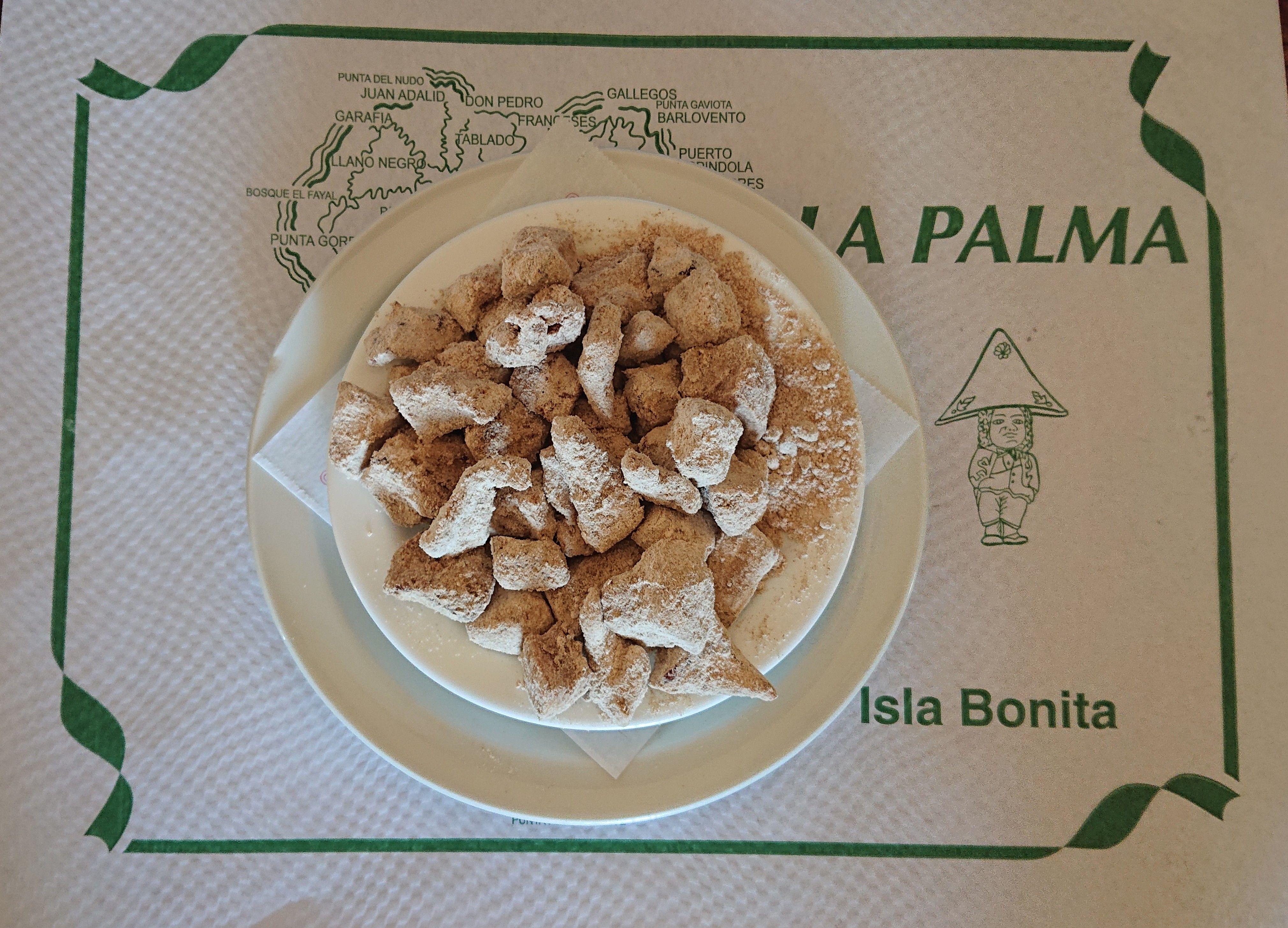 Restaurante con gran variedad de entrantes en Santa Cruz de la Palma