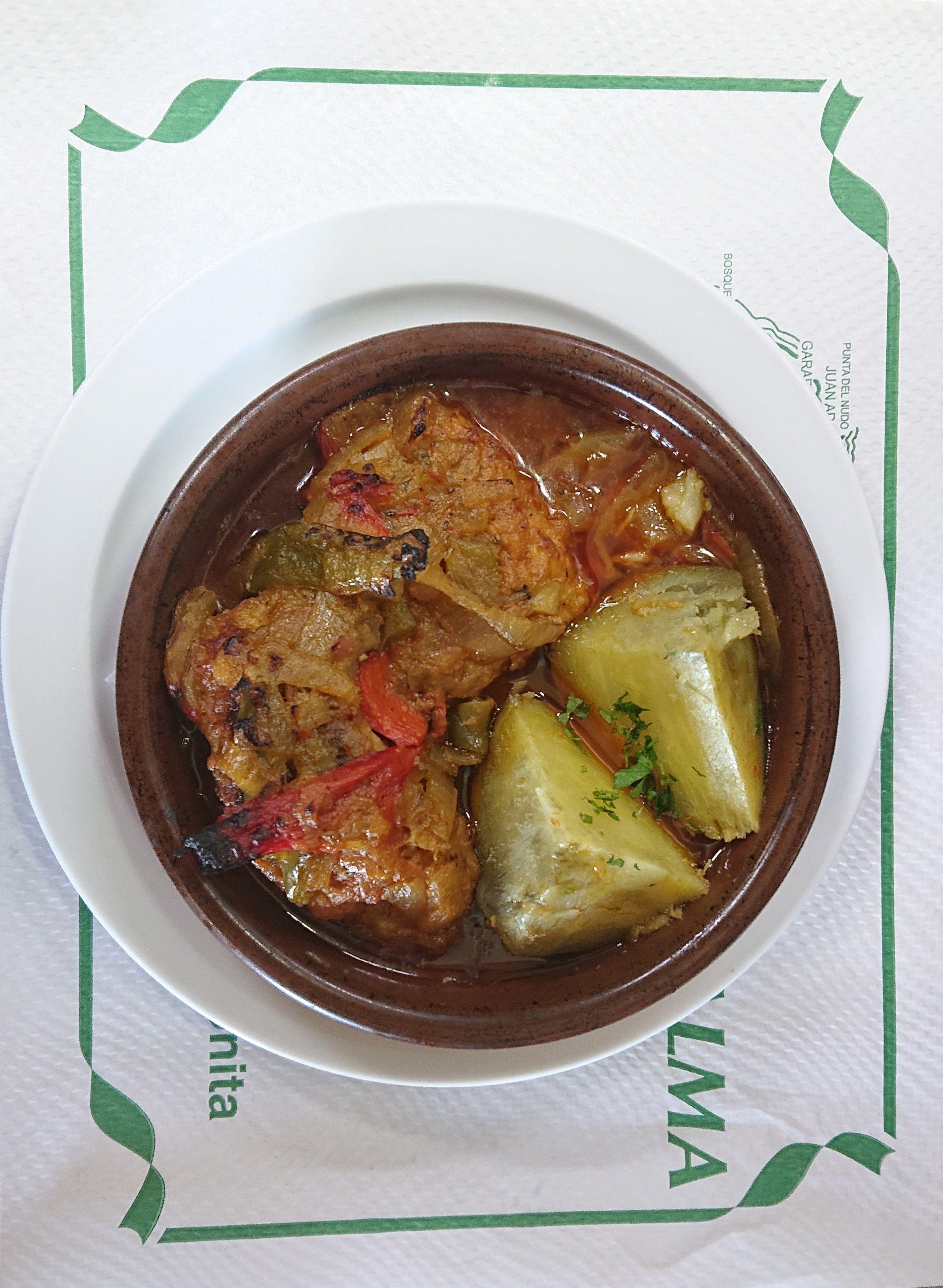 Cocina canaria en Santa Cruz de la Palma