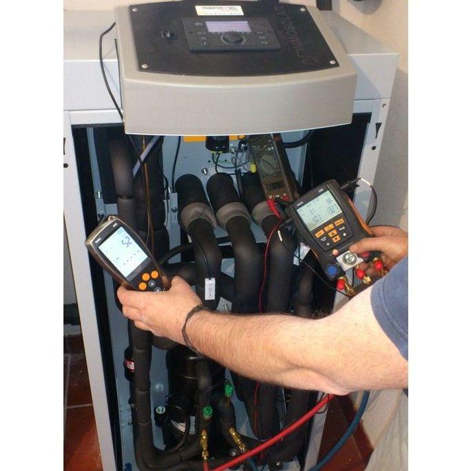 Sistemas geotérmicos: Servicios de Refryel