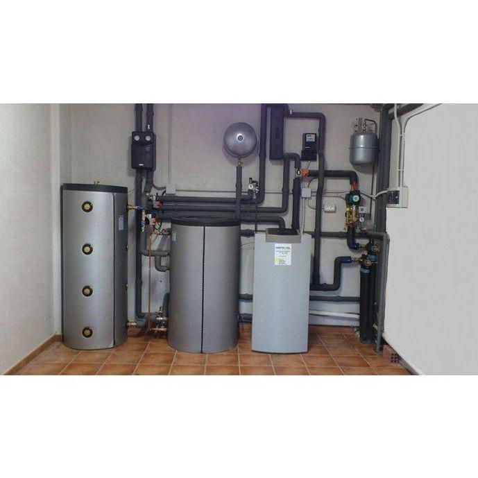 Instalaciones de geotermia: Servicios de Refryel