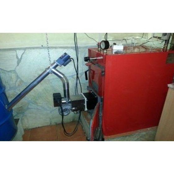 Biomasa: Servicios de Refryel