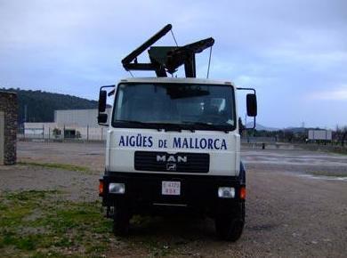Foto 2 de Sondeos y perforaciones en Sa Pobla | Perforacions Aigües de Mallorca, S.L.