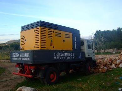 Foto 1 de Sondeos y perforaciones en Sa Pobla   Perforacions Aigües de Mallorca, S.L.