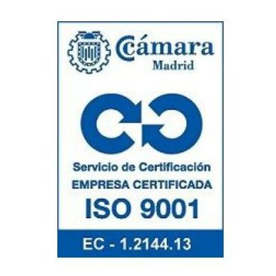 Empresa certíficada ISO