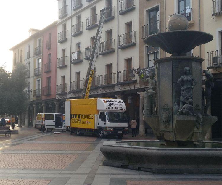 Mudanzas a empresas en Valladolid