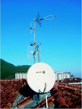 Foto 141 de Antenas en  | Jasmar