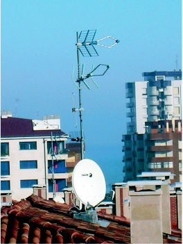 Foto 97 de Antenas en  | Jasmar