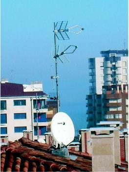 Foto 112 de Antenas en  | Jasmar