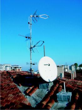 Foto 143 de Antenas en  | Jasmar