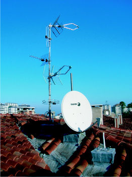 Foto 98 de Antenas en  | Jasmar